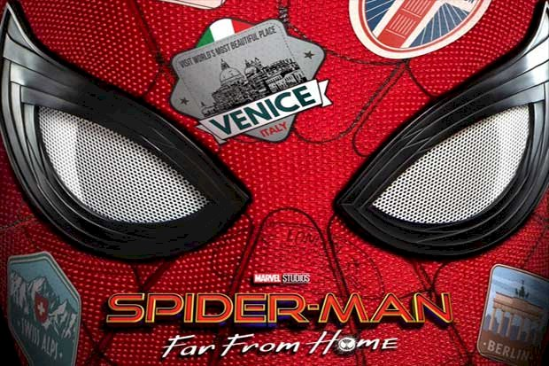 Movie of The Week : Spiderman – Far From Home | For You The Next Iron Man (SPOILER ALERT)
