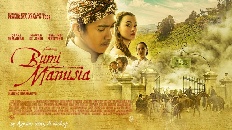 Movie of The Week : film adaptasi novel karya Pramodya Ananta Toer.